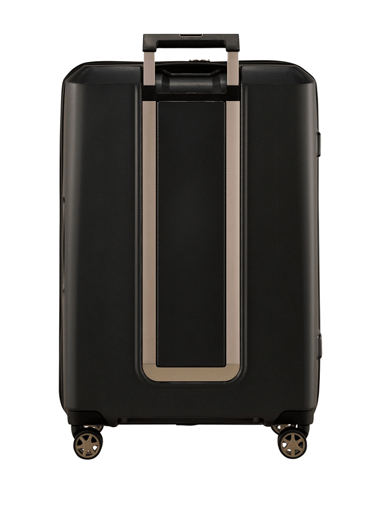 Samsonite Prodigy Sort Ekstra Stor Kuffert