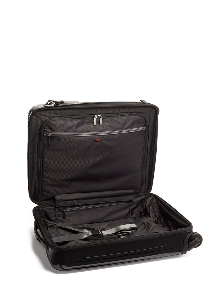 Tumi V4 International Slim Sort Kabine Kuffert m. 4 hjul