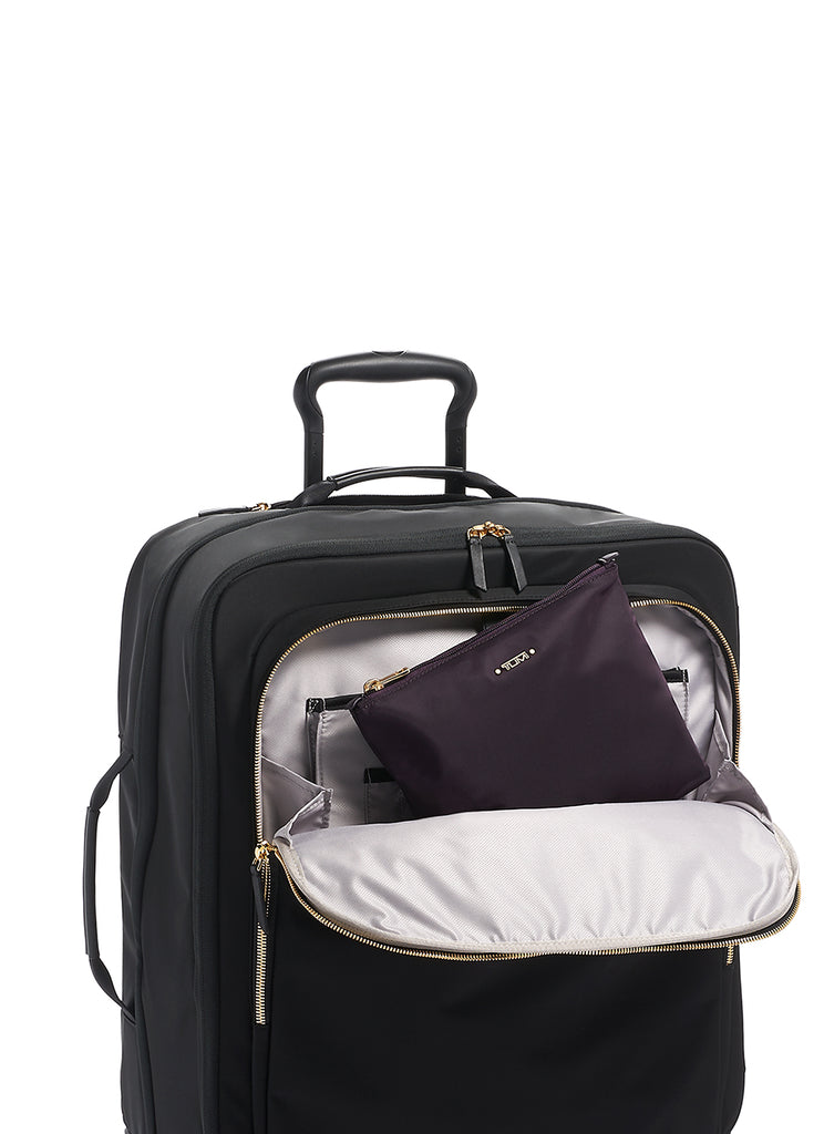 Tumi Voyageur Just In Case Midnight Totebag