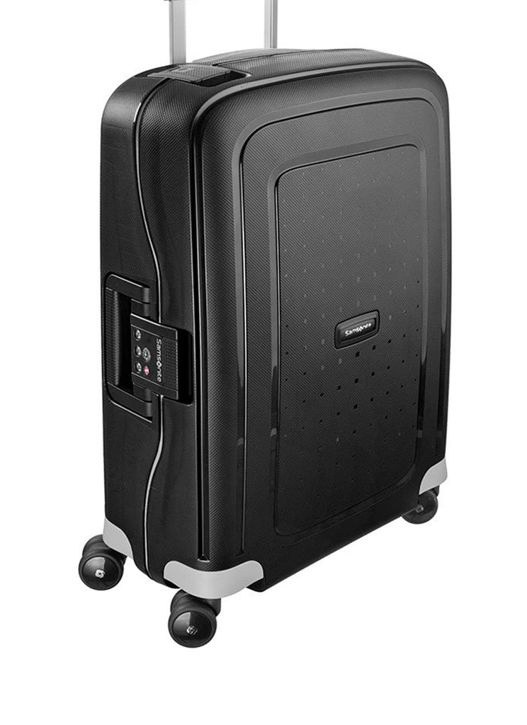 Samsonite S'cure Crimson Ekstra Stor Kuffert