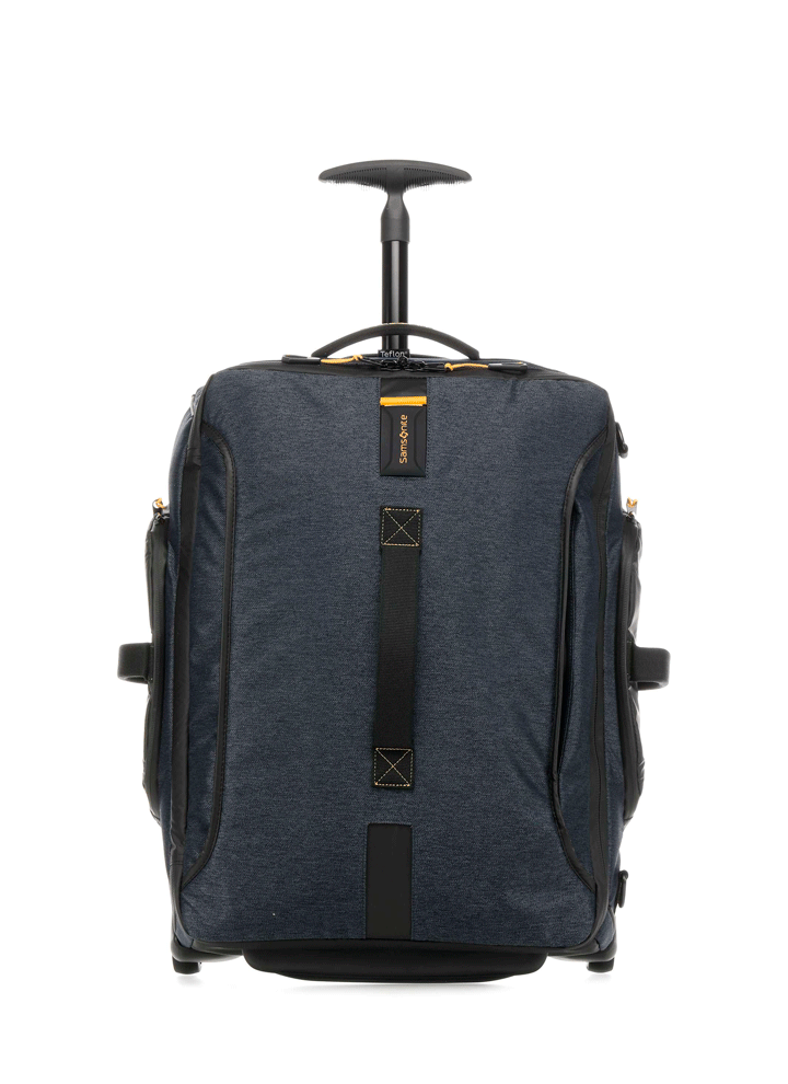 Samsonite Paradiver Light Denim Kabine Dufflebag m. 2 Hjul