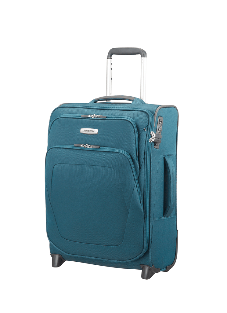 Samsonite Spark SNG Sort Ekspanderbar Kabine Kuffert m. 2 Hjul