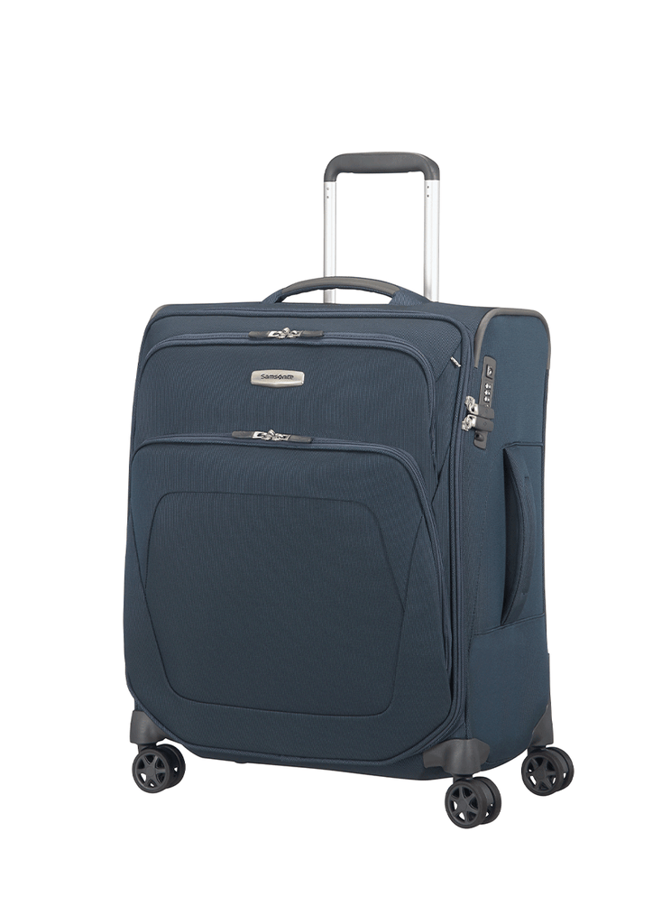 Samsonite Spark SNG Kabine Kuffert Plus m. 4 Hjul