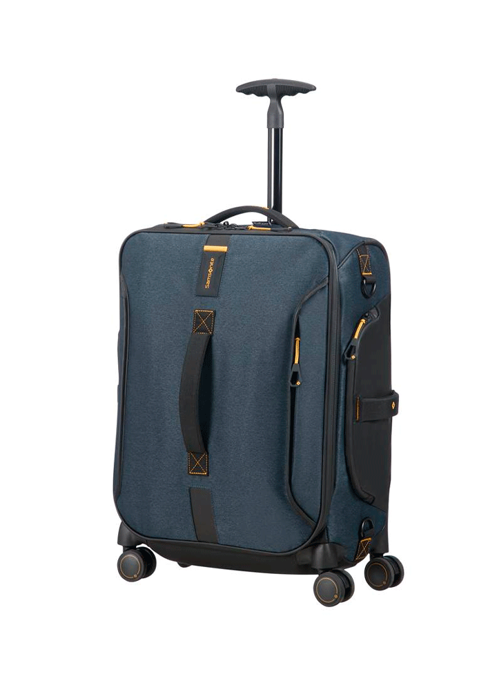 Samsonite Paradiver Light Gul Kabine Dufflebag m. 4 Hjul