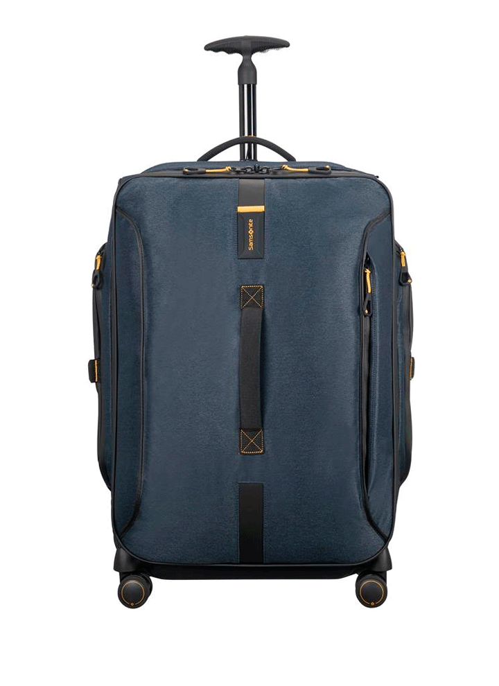 Samsonite Paradiver Light Denim Mellem Dufflebag m. 4 Hjul