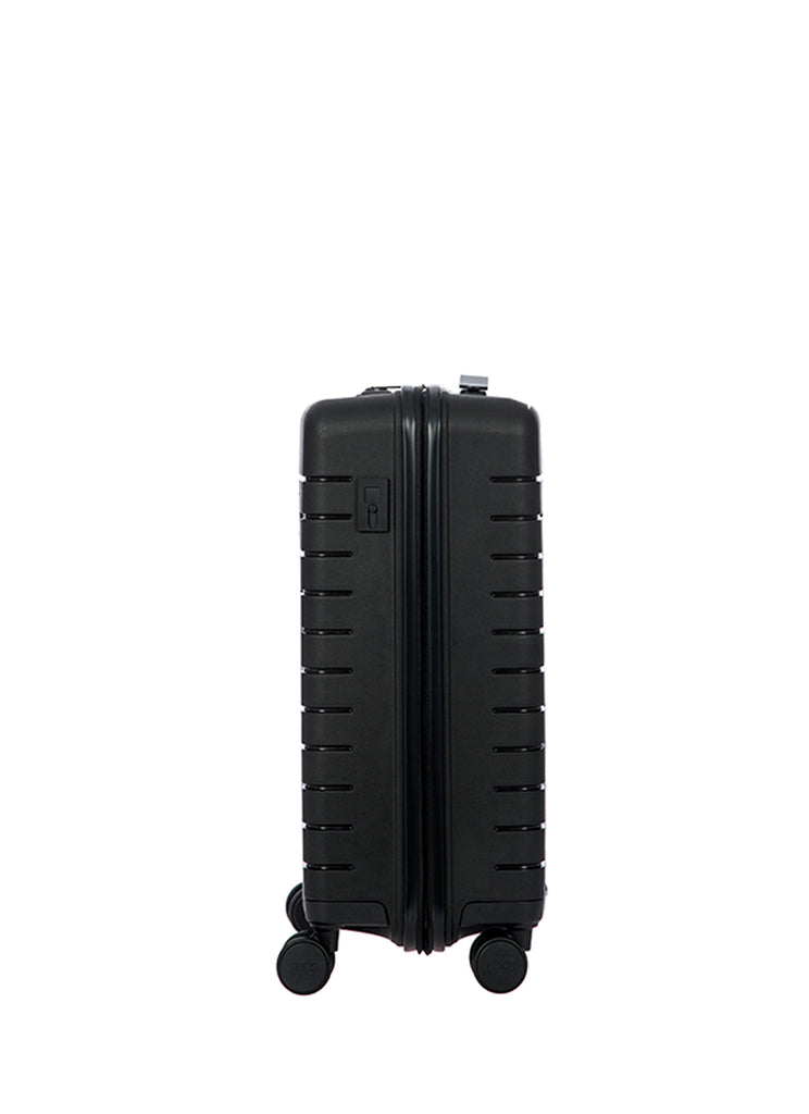 Bric's B|Y Expandable Hard-Shell Sort Carry-On Trolley m. USB stik