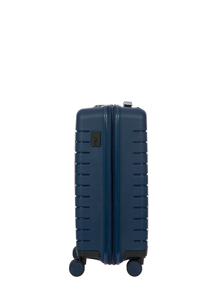 Bric's B|Y Expandable Hard-Shell Carry-On Trolley m. USB stik