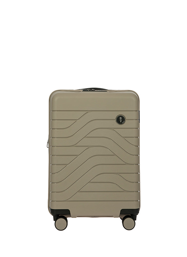 Bric's B|Y Expandable Hard-Shell Mørkegrøn Carry-On Trolley