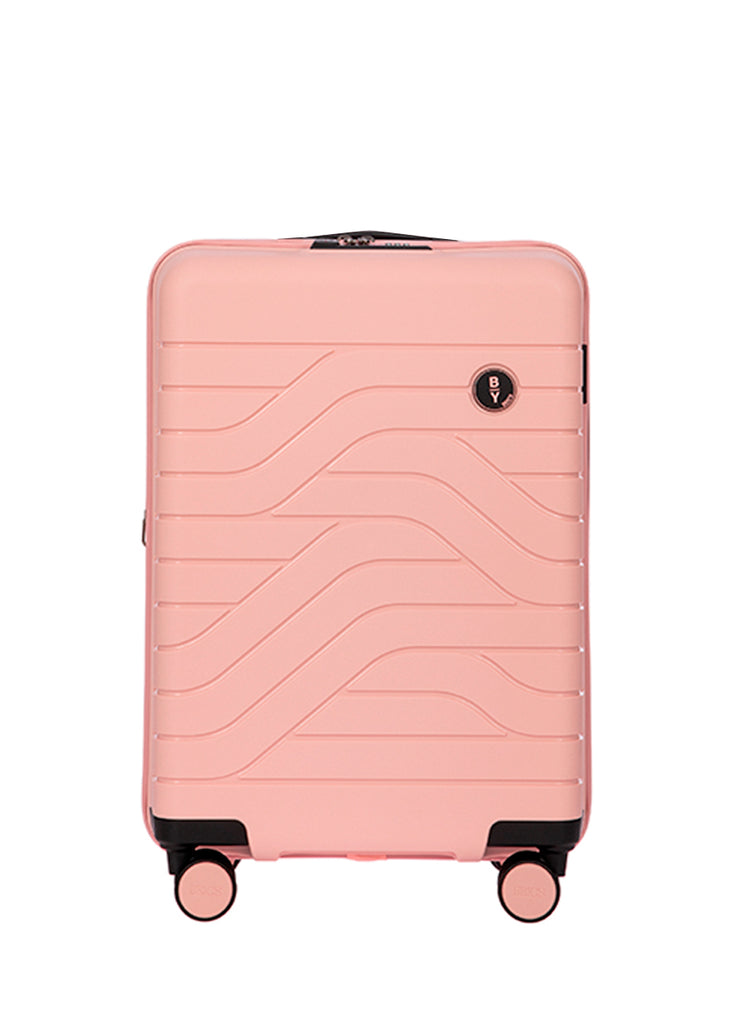 Bric's b|y Hard-Shell Pink Mellem Trolley m. Ekspansion