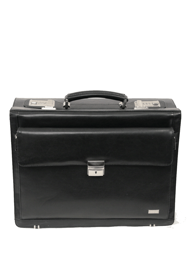 KKDK Bred PC Briefcase Leather