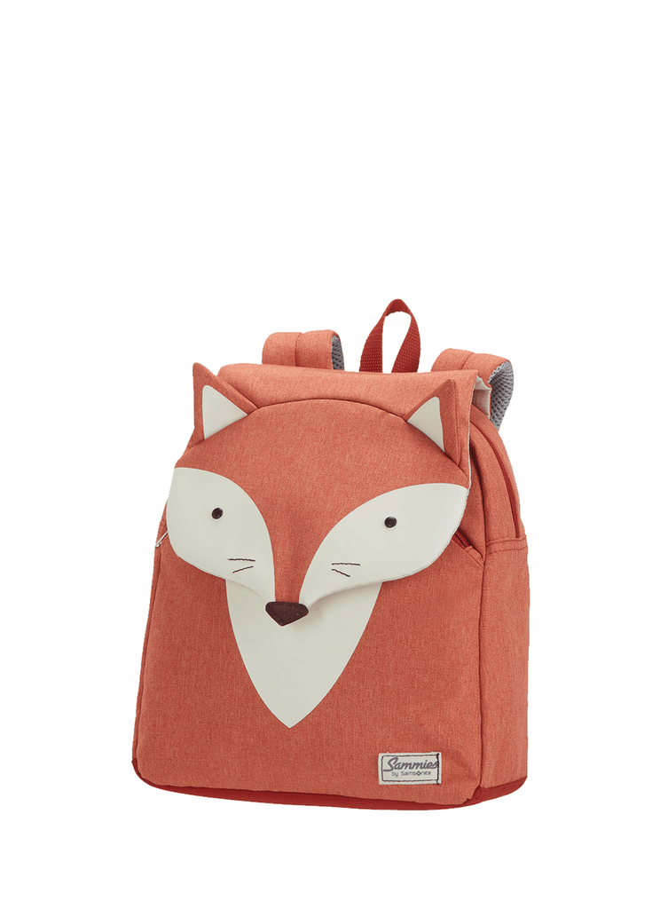 Samsonite Happy Sammies Fox Rygsæk Rød