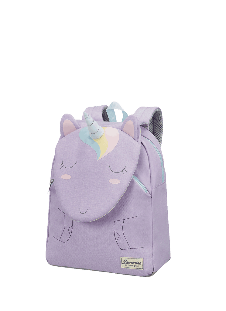 Samsonite Happy Sammies Unicorn Rygsæk Lilla