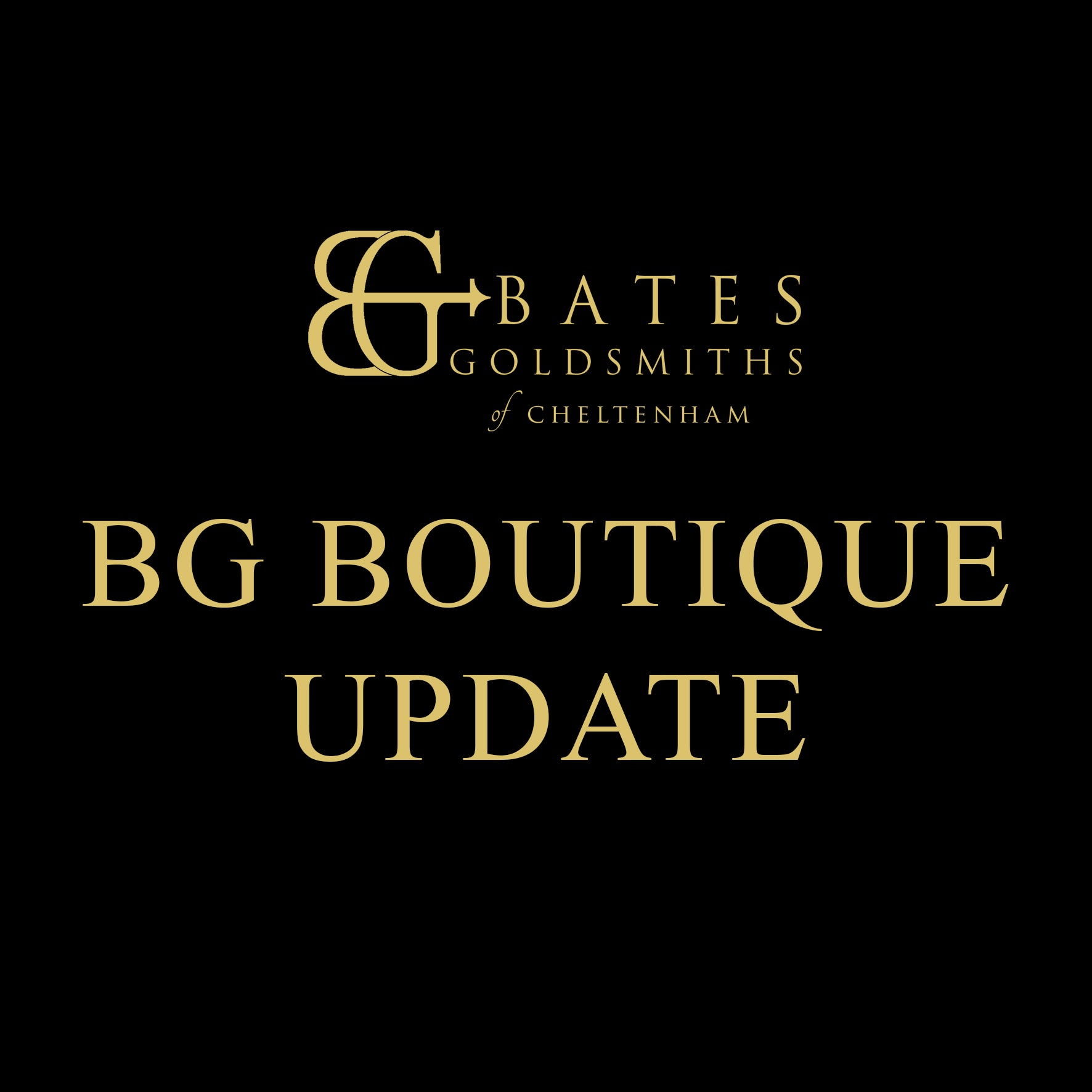 Boutique update following Government announcement