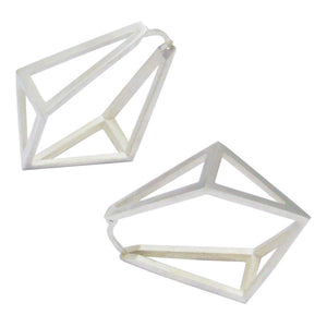 Kite Hoop Earrings LRG