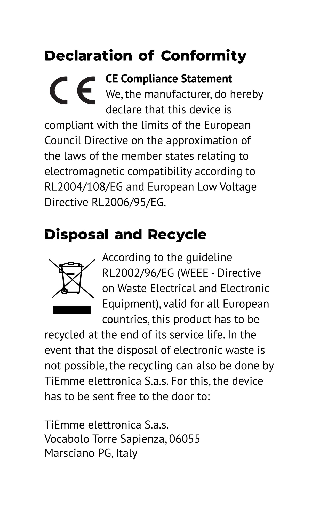 Sound Bullet User Manual - Page 4