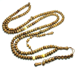 Naqshbandi Turkish Olive tree Prayer Beads, Dua Tasbih, Tesbih, Misbaha, Worry Beads, Dhikr,  Naksibendi beads, Zikr Tasbeeh 879
