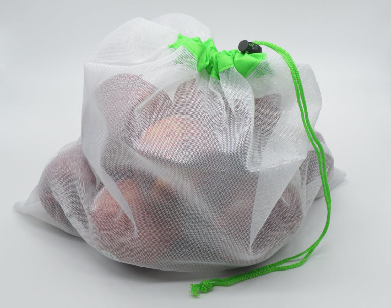 Reusable Mesh Produce Bags (9 Pcs)