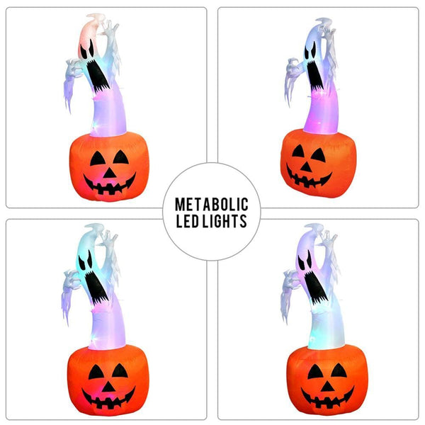 Halloween Decorations Inflatable Ghost Pumpkin Outdoor