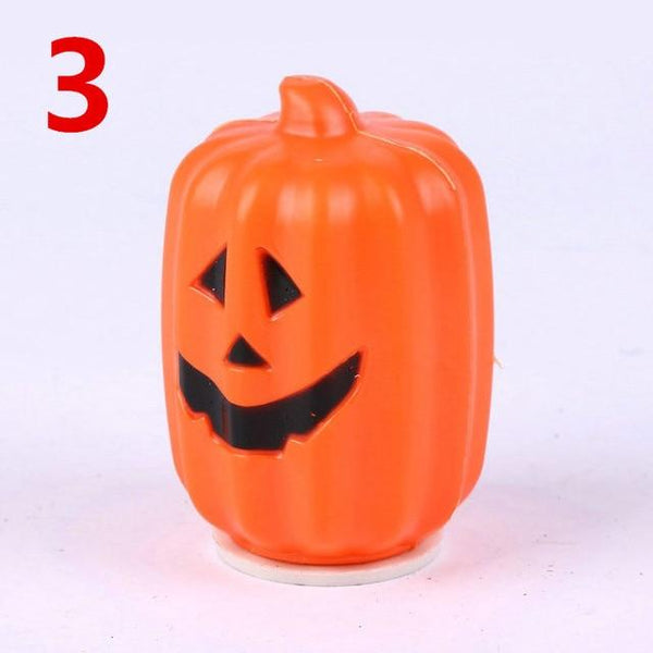 Halloween Pumpkin Orange LED Light