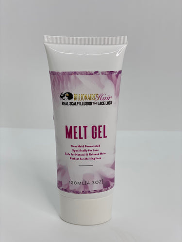 BILLIONAIRE'S HAIR LACE MELT GEL