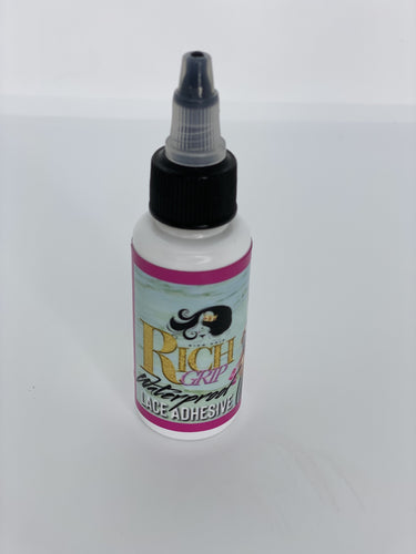 $20 RICH GRIP WATERPROOF LACE ADHESIVE!!