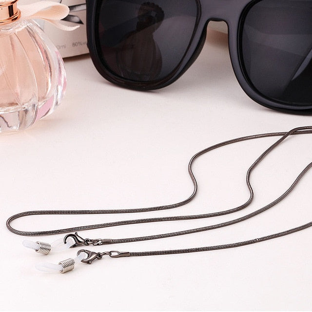 Copper String Glasses Chain - Shades Capital