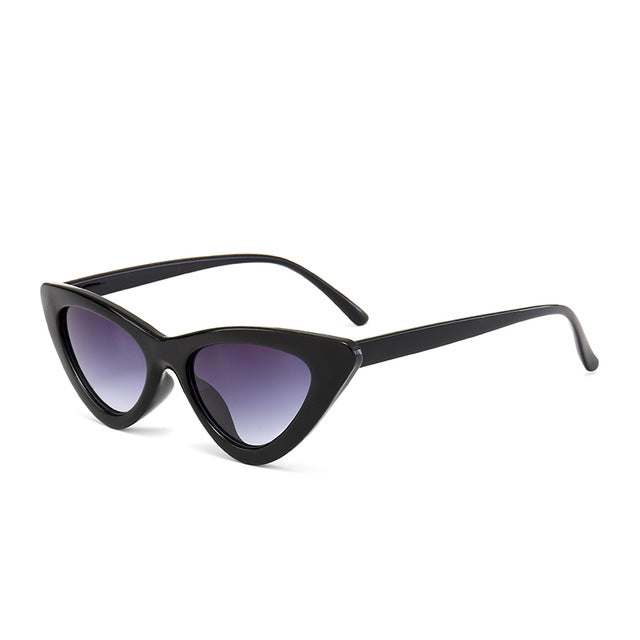 Cat Eye Vintage Women's Sunglasses - Shades Capital