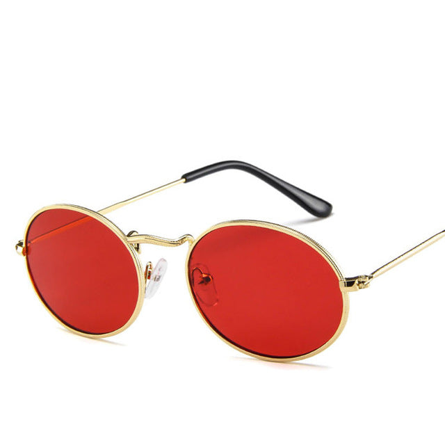 2019 Oval Women's Luxury Sunglasses - Shades Capital