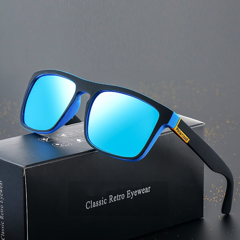 Classic Retro Polarized Men's Driving Shades