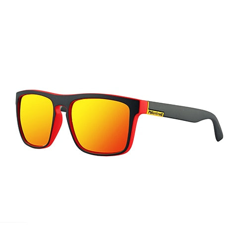 Classic Retro Polarized Men's Driving Shades - Shades Capital