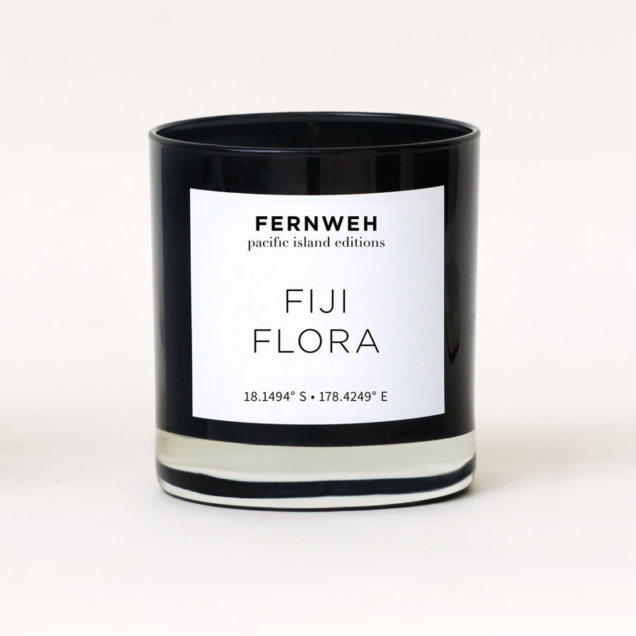 Pacific Islands: Fiji Flora Candle