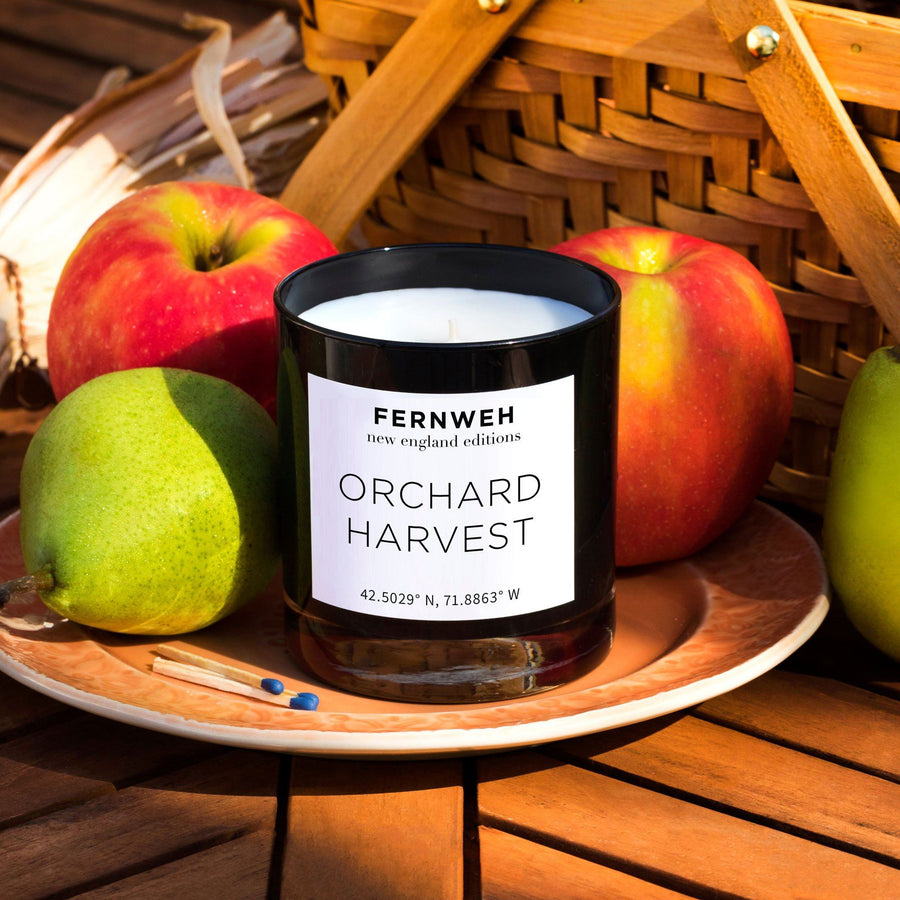 Orchard Harvest Candle: New England Edition