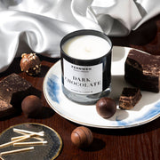 France: Dark Chocolate Candle France France Editions