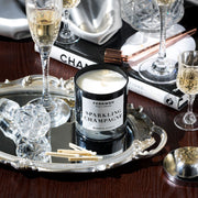 France: Sparkling Champagne Candle France France Editions Classic (11 oz)