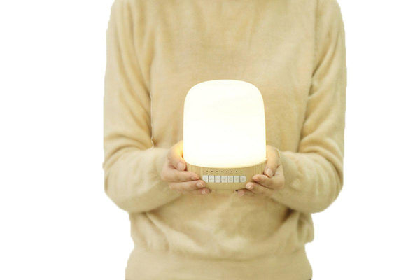 Speaker, lamp and aroma-diffuser Emoi - RABEX
