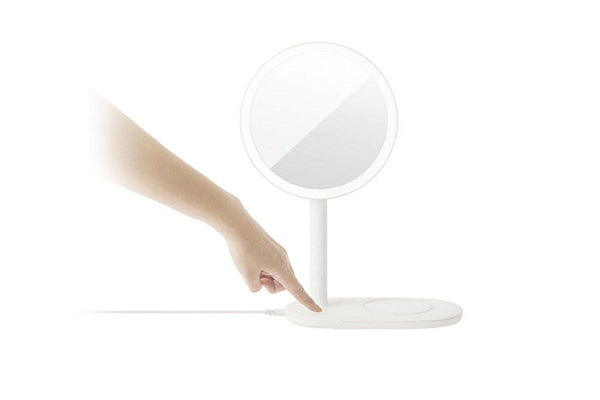 Fast wireless charging LED mirror and desk lamp - RABEX