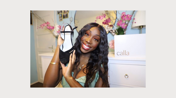 YouTuber reviews Calla shoes