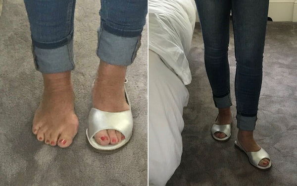 sandals for bunions reviewed by happy customer