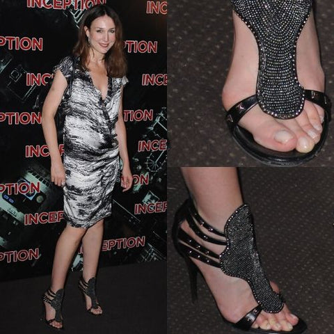 celebrities with bunions calla shoes elsa zylberstein feet