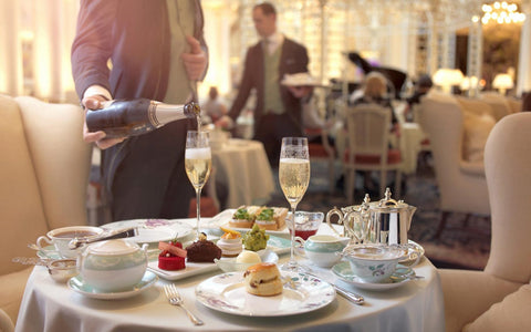 afternoontea.co.uk best afternoon tea the savoy