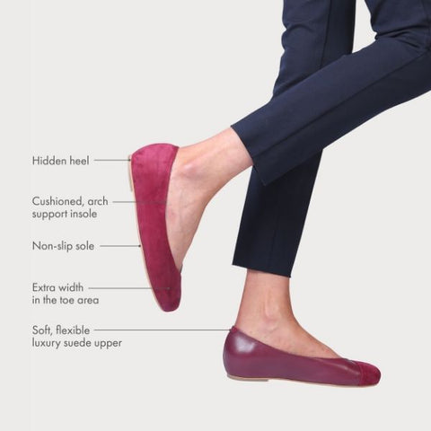 about calla shoes for bunions features explained