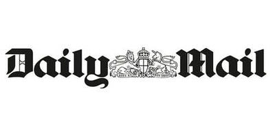 Daily mail press feature logo