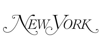 New York Magazine logo press feature