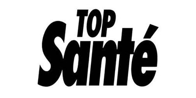 top sante logo press feature