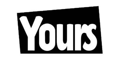 Yours magazine logo press feature