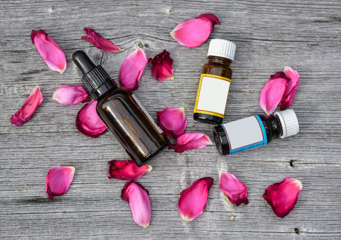 essential oils, coconut oil, olive oil, ice, turmeric, massages to get rid of bunions