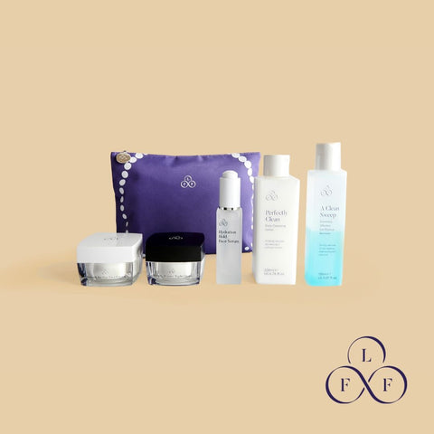 look fabulous forever skincare set