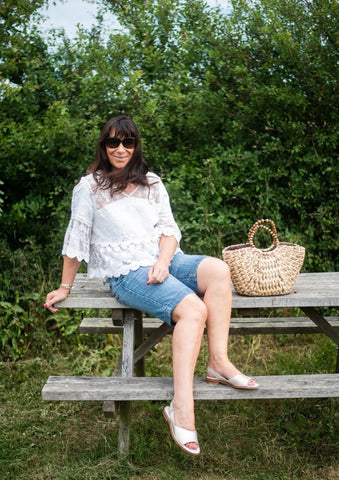 comfortable shoes for bunions styled by mummabstylish
