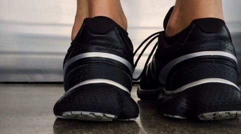 soles of trainers for running with bunions