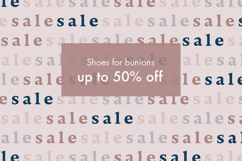 shoes for bunions sale